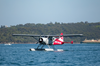 Sydney Seaplane VH-NOO on Sydney Harbour