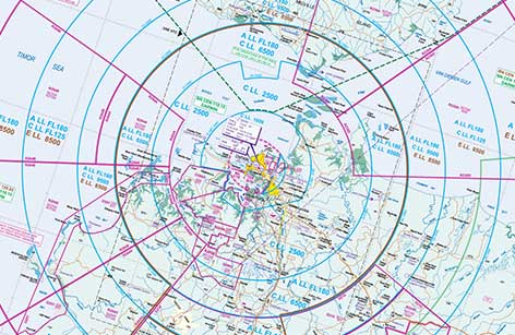 Loss of separation incidents in Department of Defence controlled airspace around Darwin, Townsville and Williamtown/Newcastle airports have reduced significantly