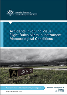 Download complete document - Avoidable Accidents: Accidents involving Visual Flight Rules pilots in Instrument Meteorological Conditions