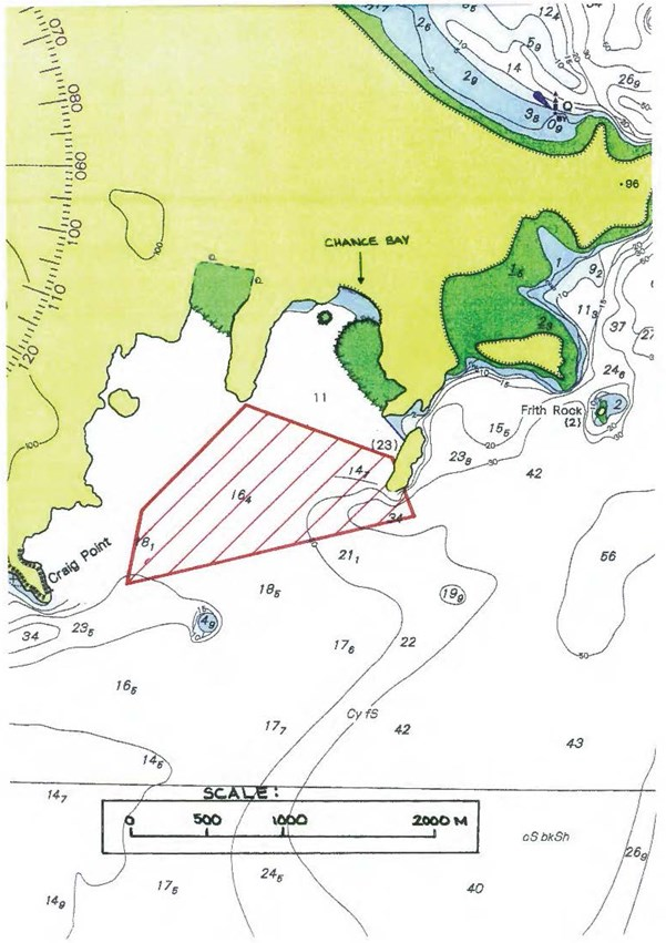 Appendix A – Chance Bay ALA published information